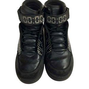 H&M Boys Black Size 13 Sneakers